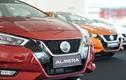 Nissan Almera giá 469 triệu tại Việt Nam, cắt bỏ nhiều trang bị