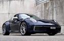 Ngắm Porsche 911 Targa sở hữu gói độ thân rộng độc nhất thế giới