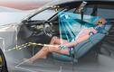 Continental phát triển hệ thống túi khí mới an toàn hơn