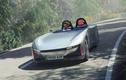 Aura - siêu xe điện lăn bánh 640 km/1 lần xạc của người Anh