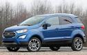 Ford EcoSport 2022 sẽ bị cắt động cơ EcoBoost 1.0L?