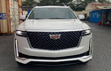 """""""Đập thùng"""" Cadillac Escalade ESV màu trắng gần 9 tỷ về Việt Nam"""
