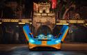 """Siêu xe McLaren Elva mô hình khoe dáng """"lung linh"""" trên phố Hà Nội"""