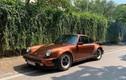 Chiếc Porsche 930 Turbo hàng hiếm của đại gia xe cổ Sài Gòn