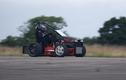 Mowabusa - máy cắt cỏ chạy nhanh nhất thế giới tốc độ 230 km/h