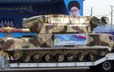 Mục kích cuộc duyệt binh khoe vũ khí của Iran