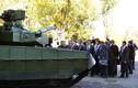 Theo chân Tổng thống Ukraine vào nhà máy xe tăng Kharkov