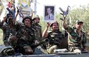 Quân IS đại bại dưới tay quân chính phủ Syria