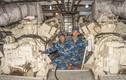 Cận cảnh động cơ, nội thất tàu tuần tra biên phòng đường thủy Việt Nam