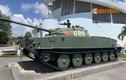 """Tận mục xe tăng K63-85 lắp pháo """"khủng"""" nhất của Hải quân Việt Nam"""