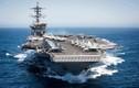 """Mẫu hạm Mỹ xuất hiện, tàu sân bay Trung Quốc """"lầm lũi"""" quay về?"""