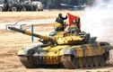 Kíp lái số 3 kiên cường, Đội tuyển xe tăng Việt Nam thẳng tiến bán kết
