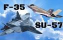"""Tiêm kích Su-57 của Nga có """"áo khoác tàng hình"""" mới, ăn đứt F-35?"""