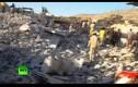 Syria: Tan hoang sau cuộc không kích IS của Mỹ