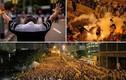 Người biểu tình chiếm khu du lịch sầm uất nhất Hồng Kông