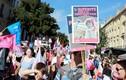 Pháp: Tuần hành phản đối đẻ thuê cho gia đình đồng tính