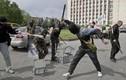 Ukraine thắt chặt an ninh trước cuộc bầu cử Quốc hội