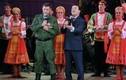 Video lãnh đạo ly khai Ukraine hát cùng với ca sĩ Nga