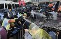 Hồng Kông điều động 3000 cảnh sát giải tán người biểu tình