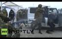 Video cảnh sát Chechnya đấu súng với khủng bố