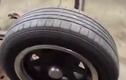 Phù phép lốp ô tô cũ rích thành mới toanh