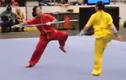 Nữ vận động viên gây choáng với màn võ thuật đẳng cấp
