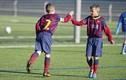 Chiêm ngưỡng 5 bàn thắng đẳng cấp của cầu thủ nhí Barca