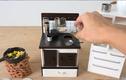 Tận mắt bộ bếp mini nhỏ nhất thế giới