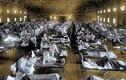 Loạt ảnh sốc về đại dịch cúm Tây Ban Nha hơn 100 năm trước