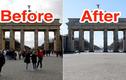 Kinh ngạc thủ đô nước Đức trước và sau khi dịch COVID-19 bùng phát