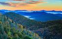 Choáng ngợp trước những dãy núi đẹp nhất nước Mỹ