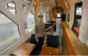 Bên trong tàu du lịch cho giới siêu giàu ở Nhật