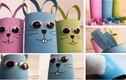 10 sáng tạo độc đáo từ lõi giấy vệ sinh