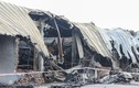 Nhà máy triệu đô thành sắt vụn sau cháy kinh hoàng KCN VN-Singapore