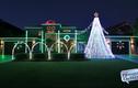 Ngôi nhà nhấp nháy đèn theo điệu Gangnam Style