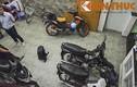 Siêu trộm TP HCM khoắng 7 xe máy 1 lúc trong đêm