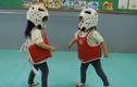 Siêu dễ thương trận đấu Taekwondo nhí