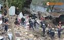 Lật từng viên gạch để tìm thi thể 2 nạn nhân vụ nổ