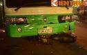 Đôi nam nữ bị xe buýt cuốn vào gầm ở TP HCM