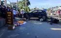 Tàu hỏa va ô tô ở Hà Nội: 6 người thương vong