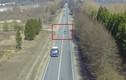 Cảnh sát Nga dùng máy bay bắt lỗi phương tiện giao thông