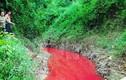 """Phát hiện thủ phạm tạo ra """"dòng suối máu"""" ở Điện Biên"""