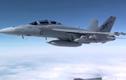 Xem cuộc thử nghiệm phóng tên lửa của tiêm kích Super Hornet