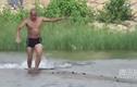 Kỷ lục chạy 125m trên mặt nước của nhà sư Thiếu Lâm Tự