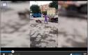 Video: Khỉ trộm xe đạp cưỡi đi gây náo loạn đường phố
