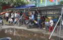 Dân dựng lều, tiếp tục bao vây nhà máy thép Dana-Ý ở Đà Nẵng