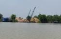 """Sông Đồng Nai bị """"bức tử"""" vì cát tặc lộng hành"""