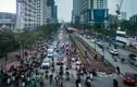 Ôtô, xe máy tạt đầu buýt BRT những ngày cận Tết