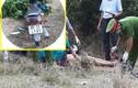 Phát hiện thi thể người phụ nữ lõa thể trong rừng