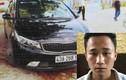 Bi hài 9X thuê taxi đi trộm ôtô về để...chạy dịch vụ